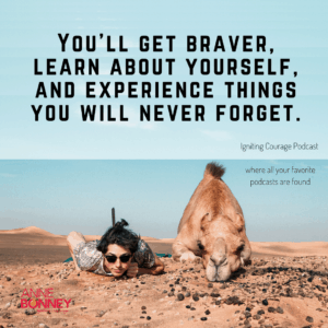 Courage Camel